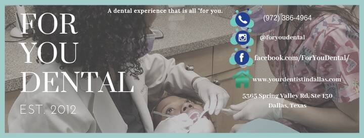 For You Dental updated their business hours.